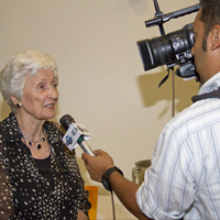 Holocaust Survivor – Mary Wygodski