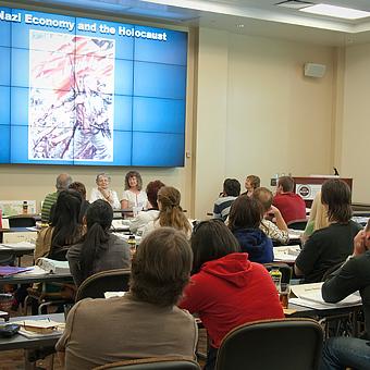 Holocaust Institute lecture