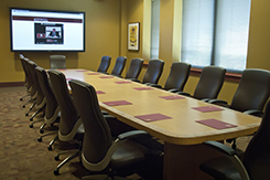 Room 215 - Executive Boardroom