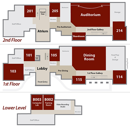 Turnbull Floor Plan 2015