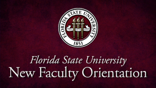 2015 New Faculty Orientation Webcast