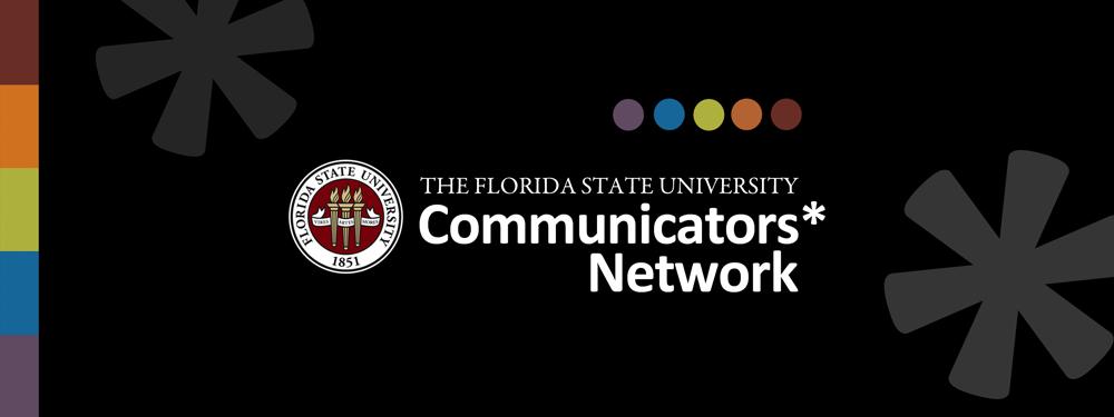 Communicator's Network Slide