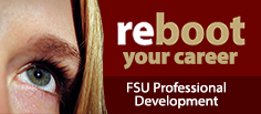 Reboot Your Career - FSU Professional Development