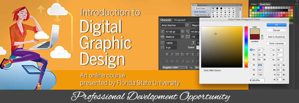 Introduction to Digital Graphic Design