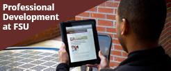 Professional Development at FSU from CAPD
